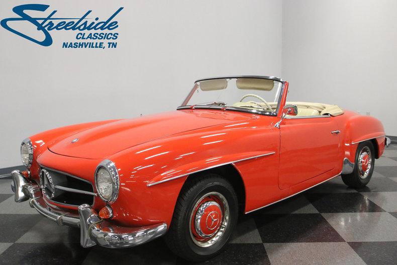 For Sale: 1962 Mercedes-Benz 190SL