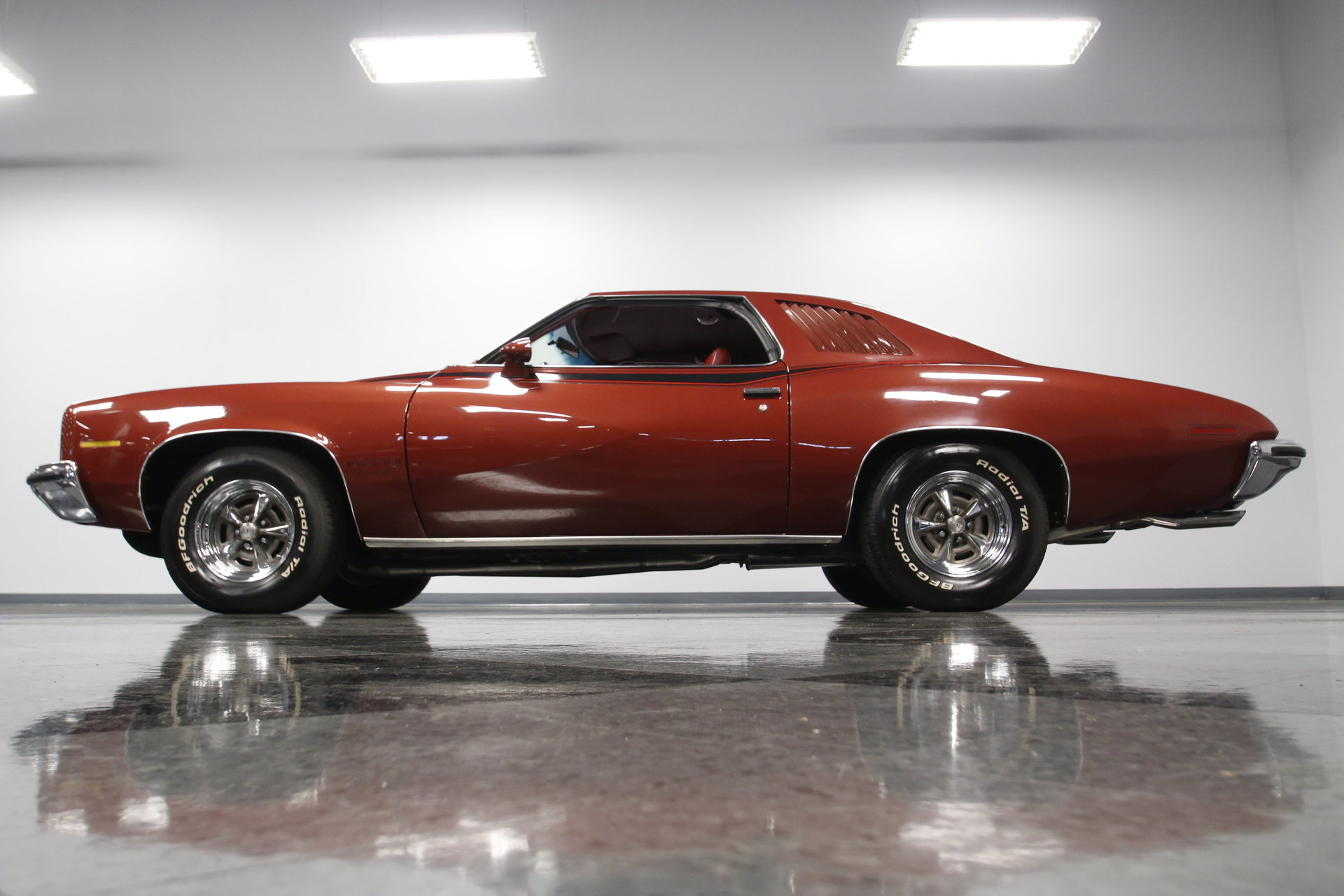 1973 gto for sale