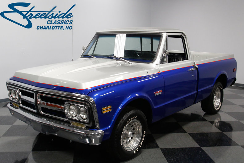 For Sale: 1972 GMC C10