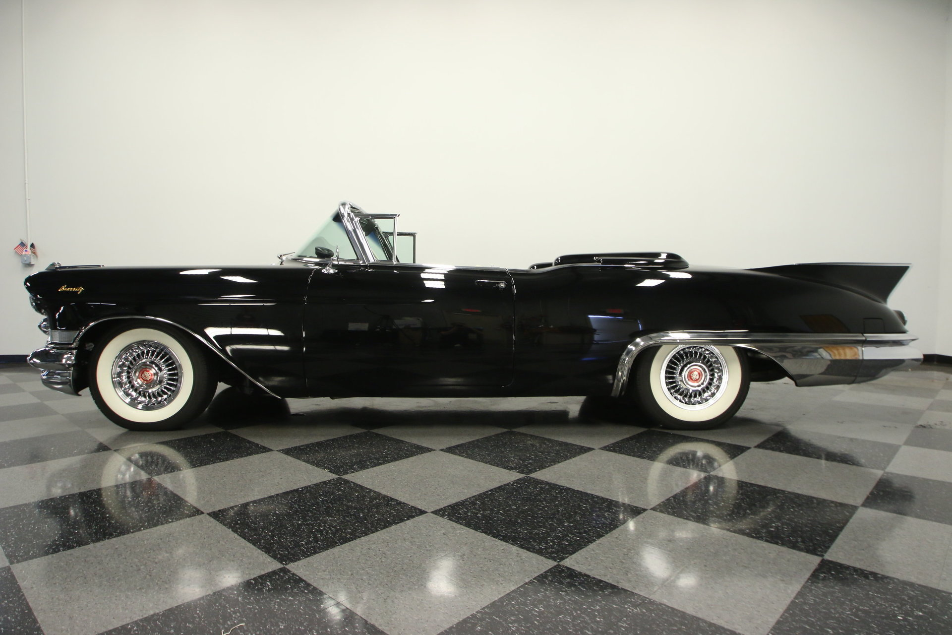 1957 Cadillac Eldorado Streetside Classics The Nations Trusted 57 Biarritz Show More Photos