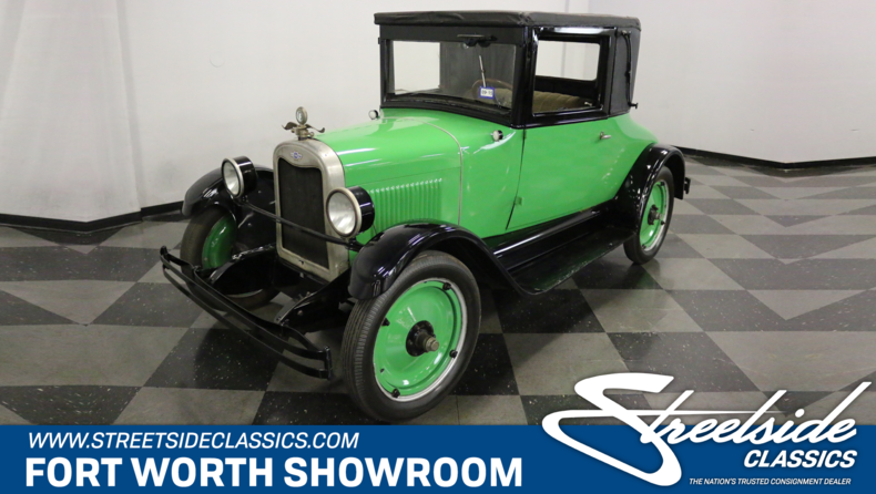 For Sale: 1926 Chevrolet Superior Coach