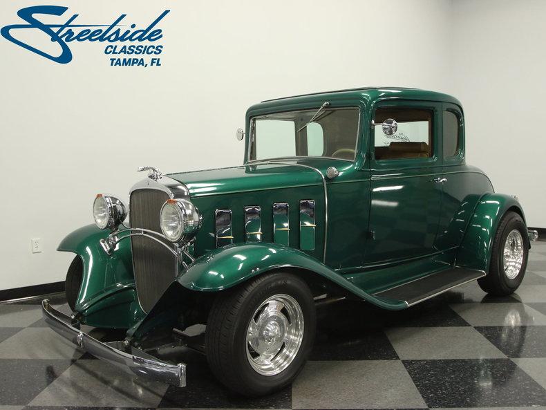 1932 Chevrolet 5 Window Coupe