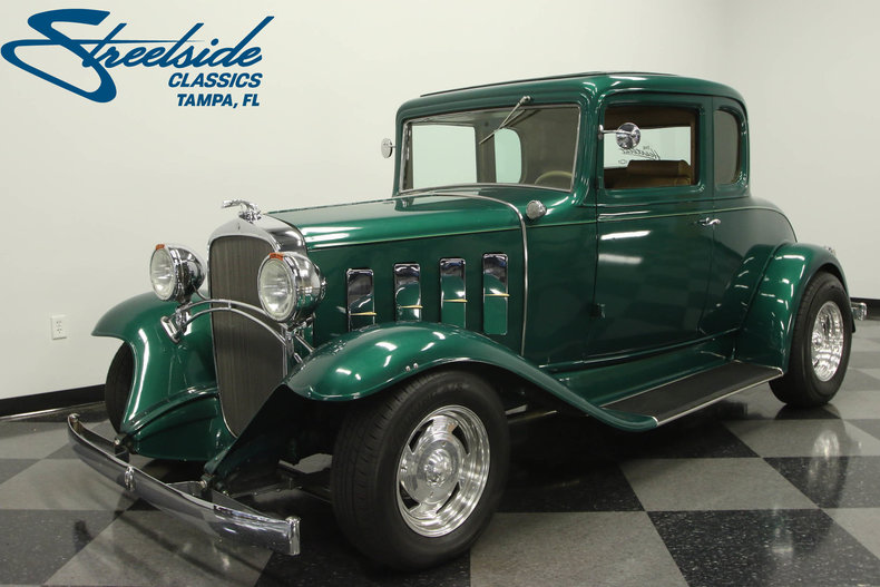 For Sale: 1932 Chevrolet 5 Window Coupe