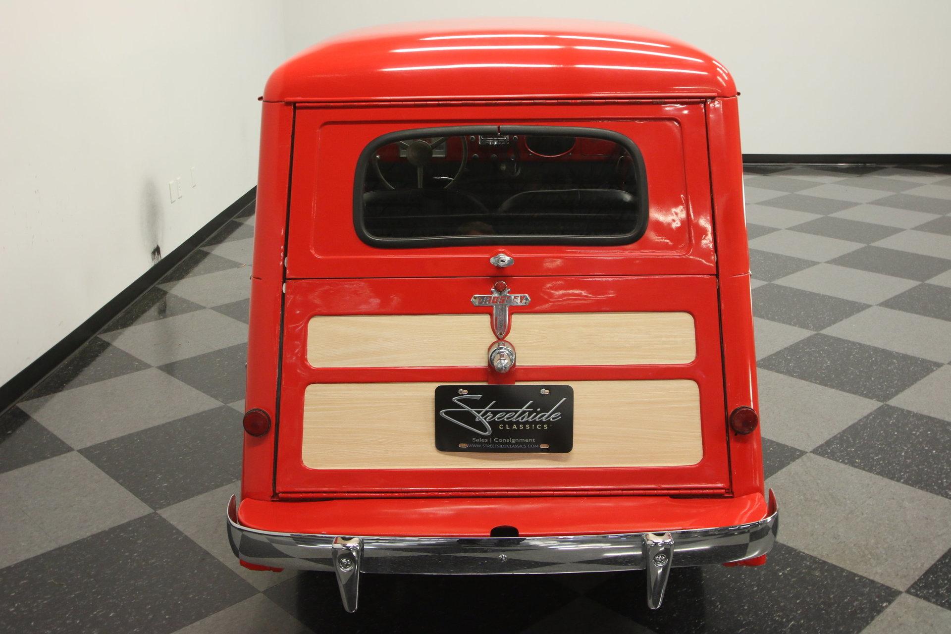 1950 Crosley Super Sedan Delivery for sale #73236 | MCG