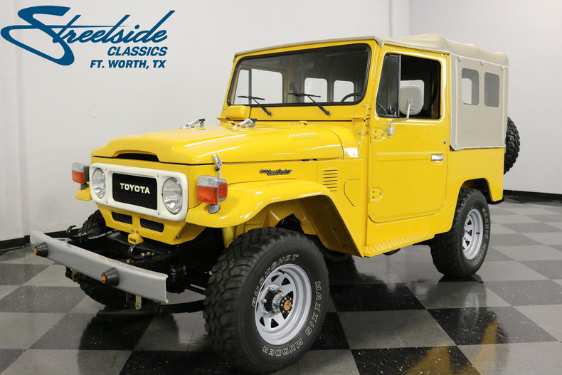 For Sale: 1980 Toyota FJ40
