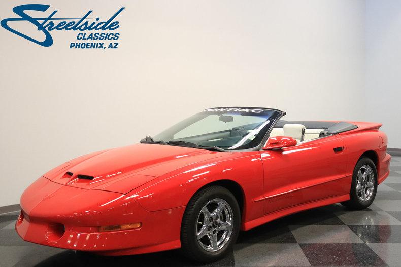 For Sale: 1997 Pontiac Firebird