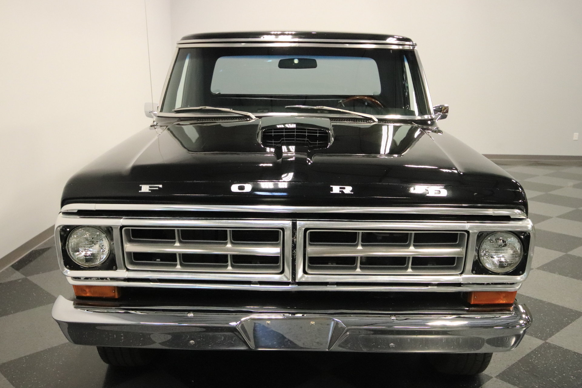 1971 ford f 100 ranger xlt for sale 74429 mcg. Black Bedroom Furniture Sets. Home Design Ideas
