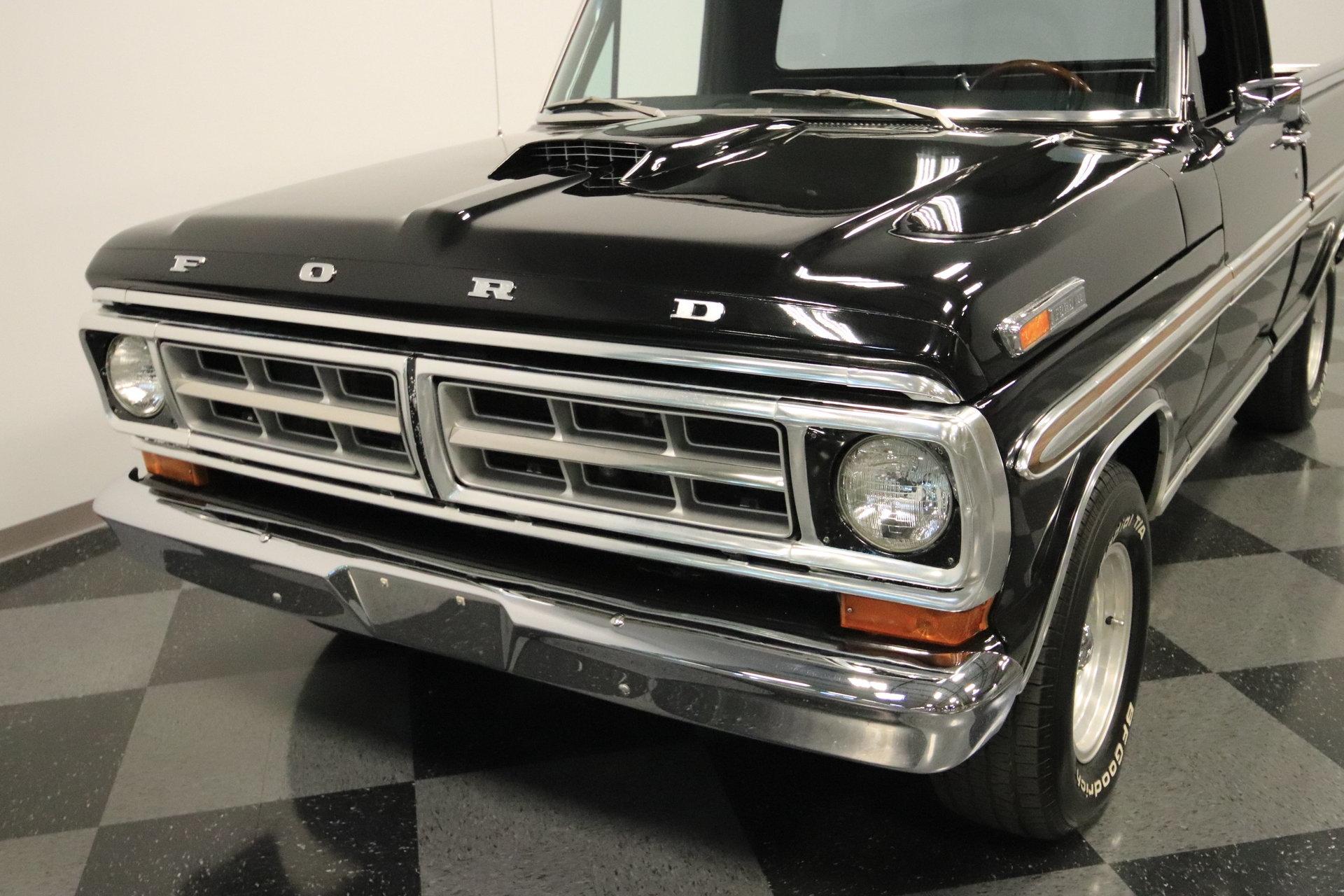 1971 ford f 100 ranger xlt for sale 74429 mcg for Garage ford hyeres 83