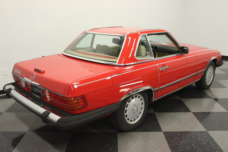 1988 mercedes benz 560sl for sale 73737 mcg for 1988 mercedes benz 560sl for sale