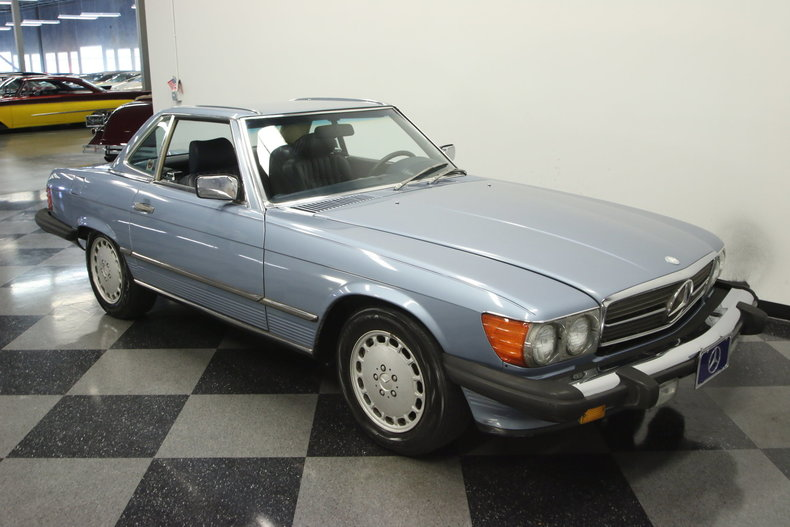 1987 mercedes benz 560sl for sale 74743 mcg for 1987 mercedes benz 560sl value