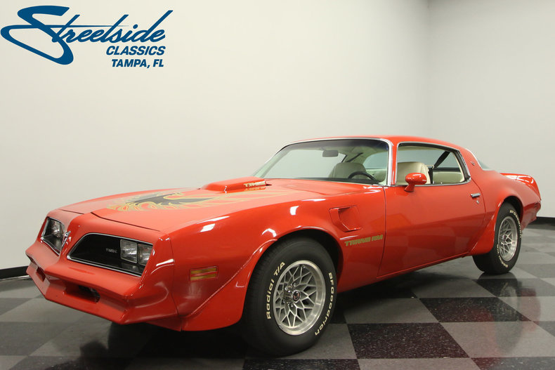 For Sale: 1978 Pontiac Trans Am