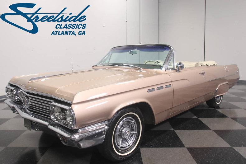 For Sale: 1963 Buick LeSabre
