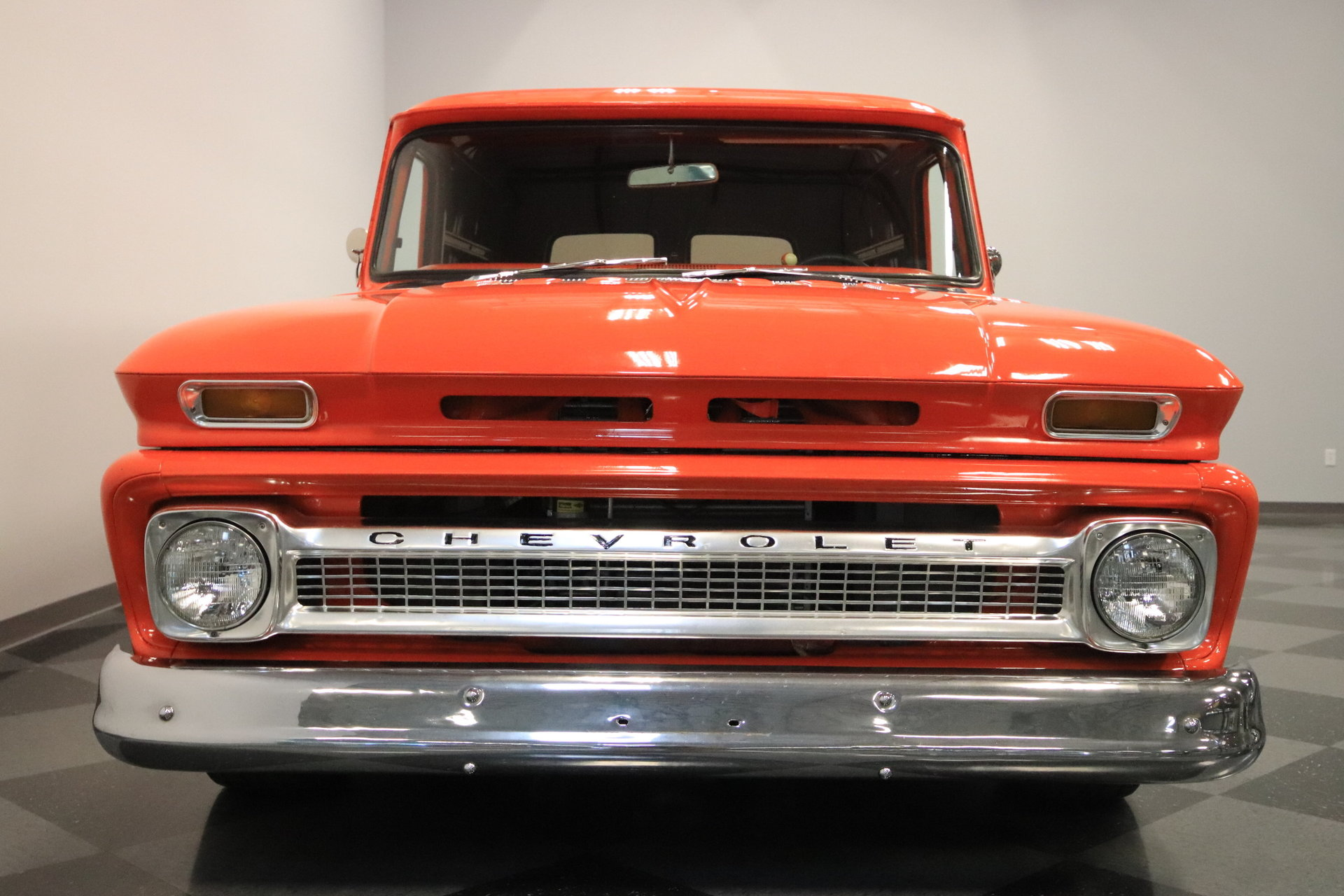 1966 Chevrolet C10 Streetside Classics The Nations Trusted Chevy Door Panels Show More Photos