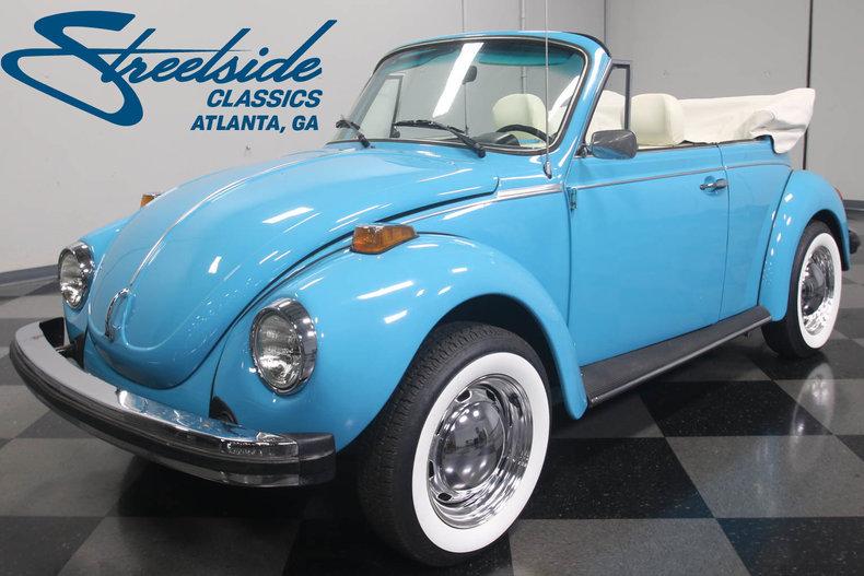 For Sale: 1976 Volkswagen Beetle