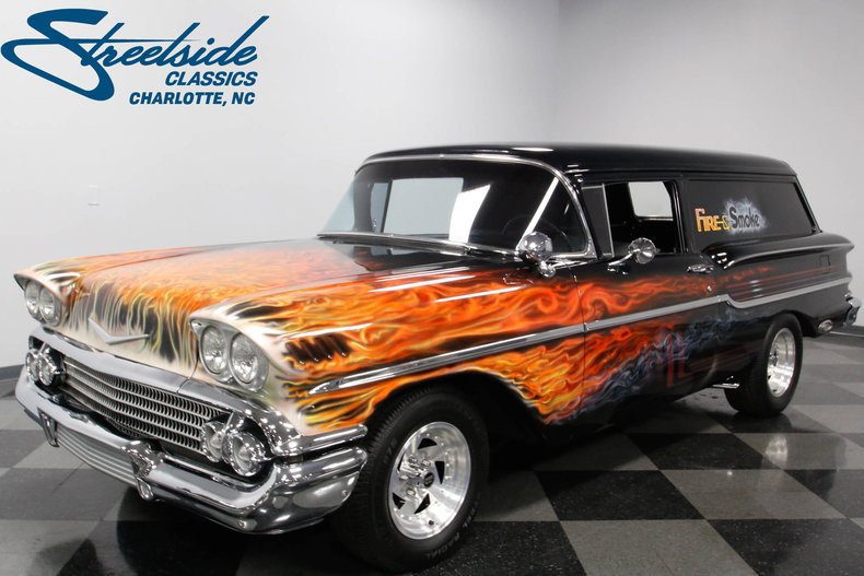 For Sale: 1958 Chevrolet Sedan Delivery