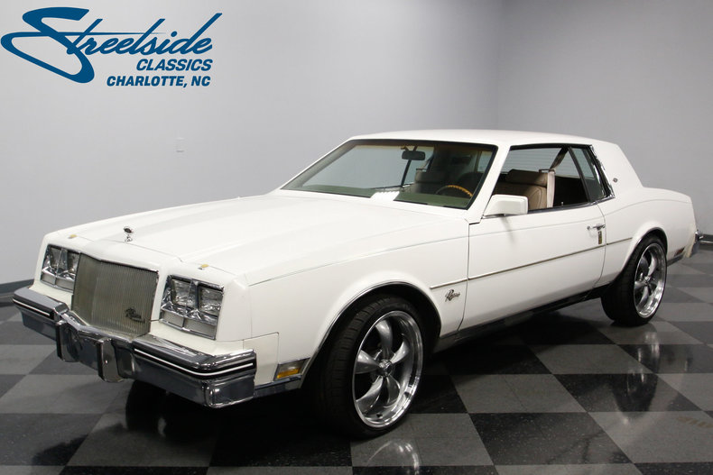 For Sale: 1985 Buick Riviera