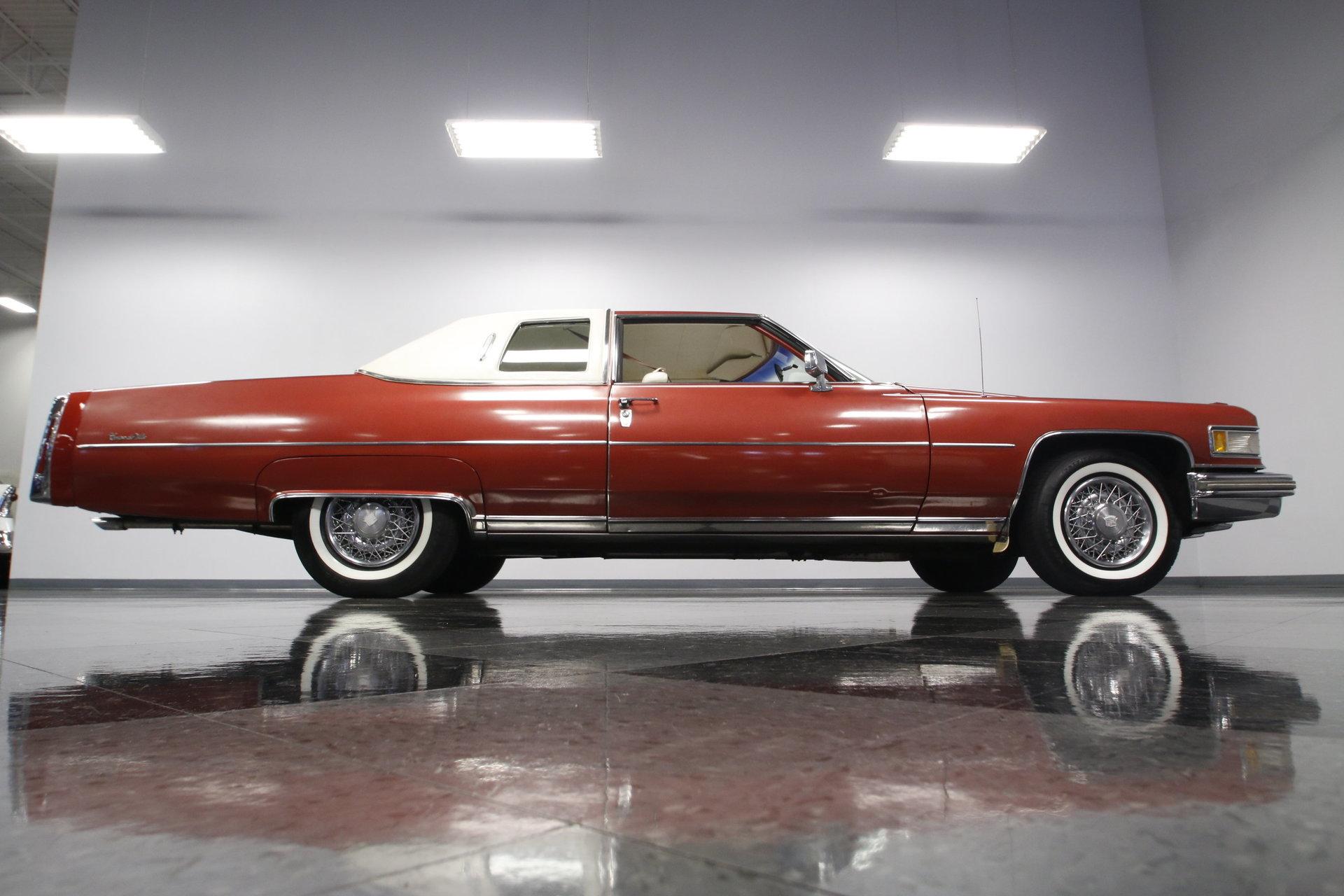 1976 Cadillac Coupe DeVille for sale #75163 | MCG