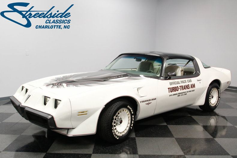 For Sale: 1980 Pontiac Trans Am