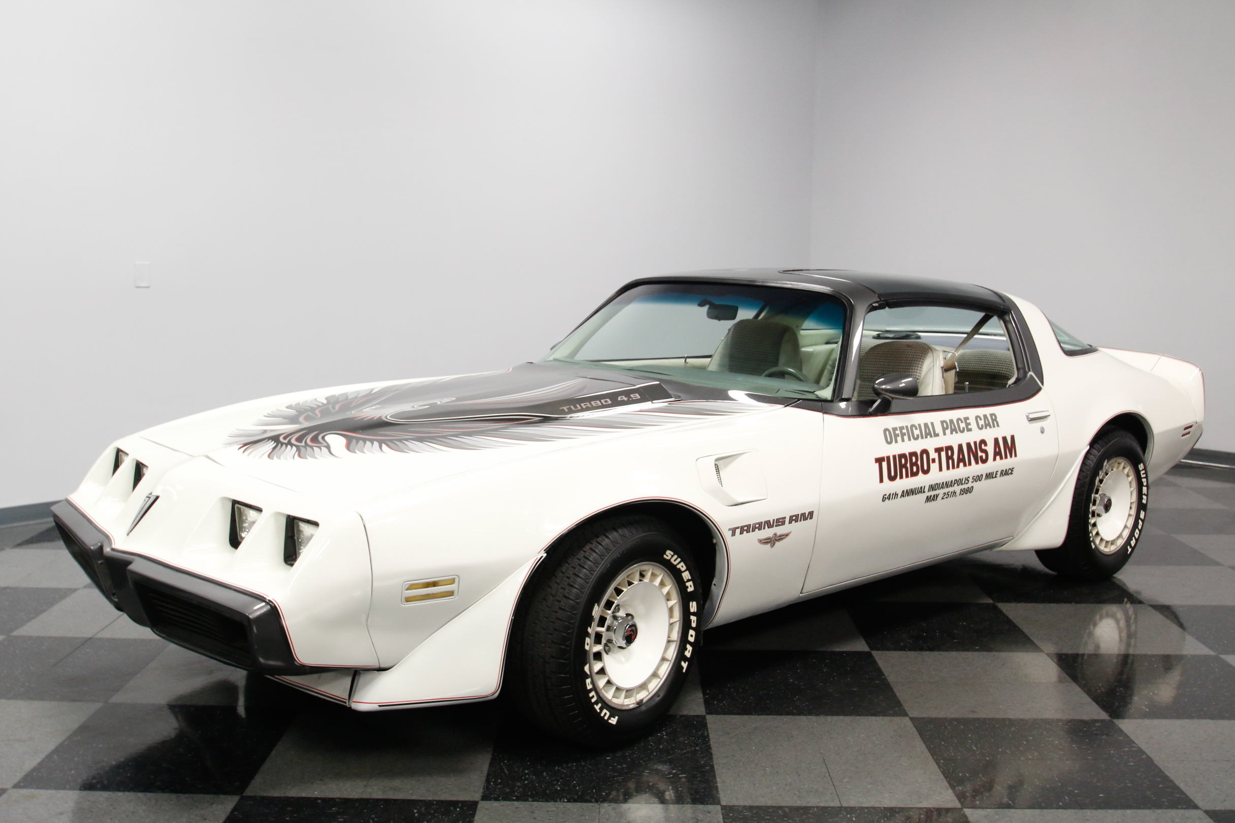 1980 Pontiac Trans Am Official Pace Car Ebay