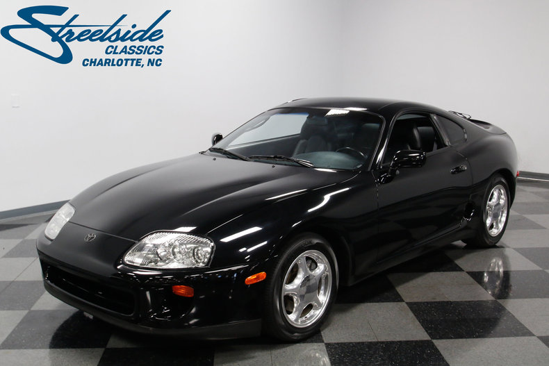 For Sale: 1995 Toyota Supra