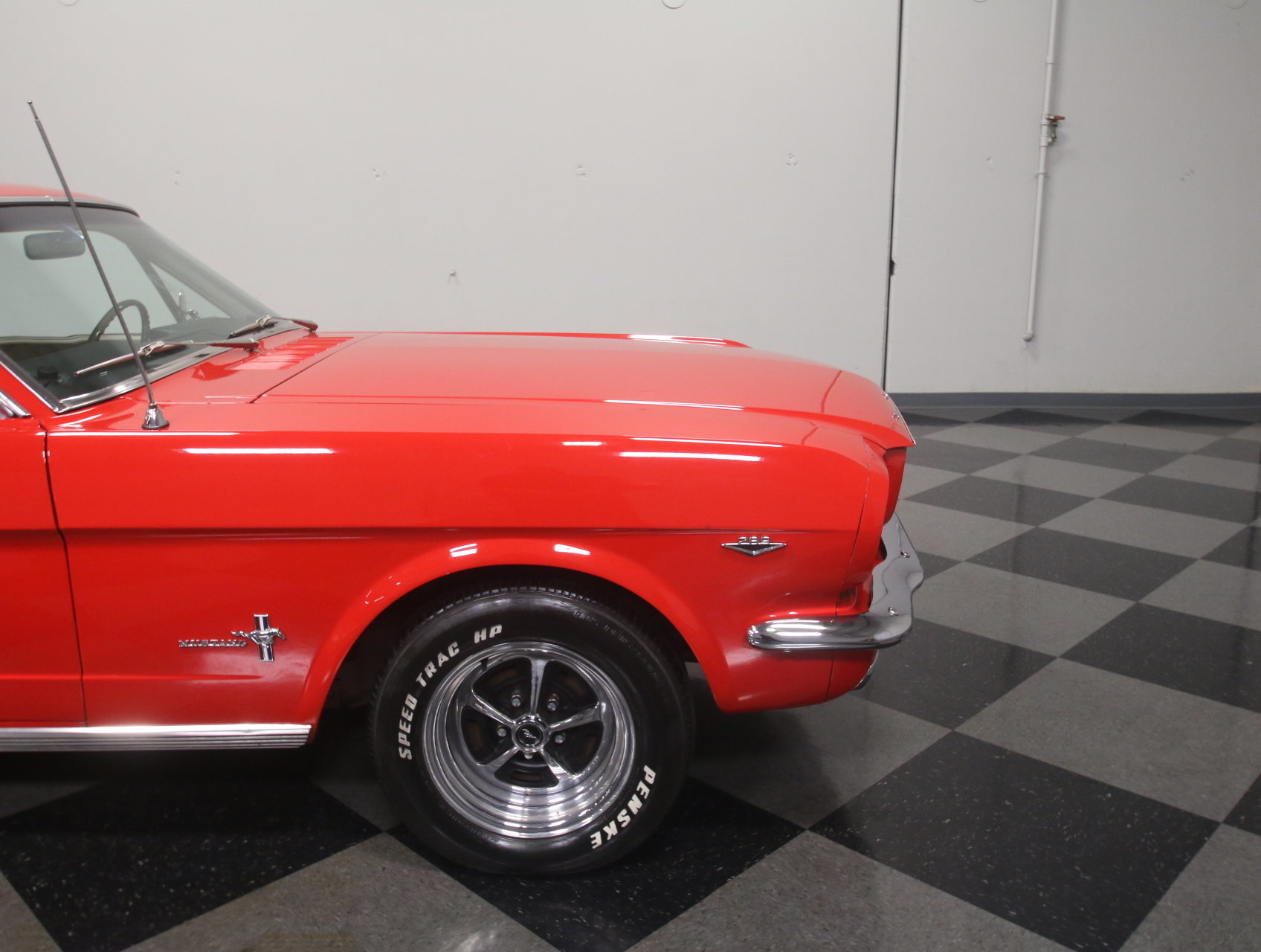 4025-ATL | 1966 Ford Mustang | Streetside Classics