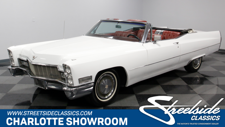 For Sale: 1968 Cadillac DeVille