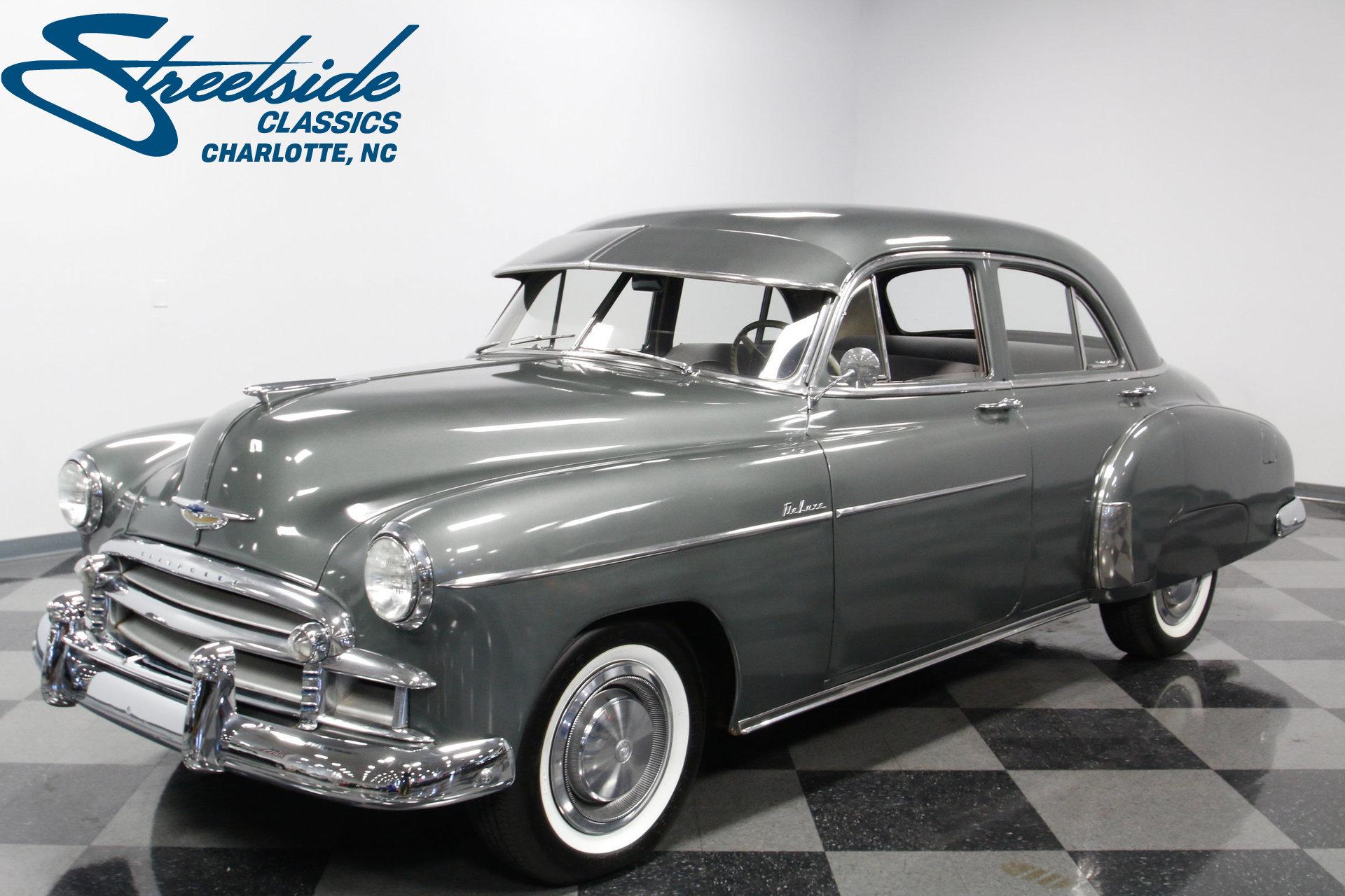 1950 Chevrolet Styleline Deluxe For Sale 75477 Mcg