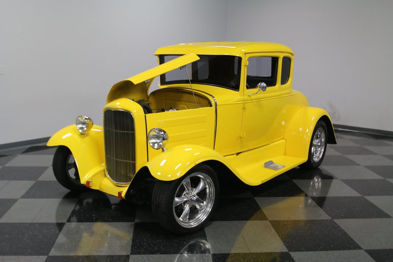 1930 ford 5 window coupe streetside classics classic for 1930 ford 3 window coupe