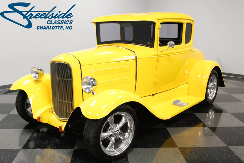 For Sale: 1930 Ford 5-WINDOW COUPE