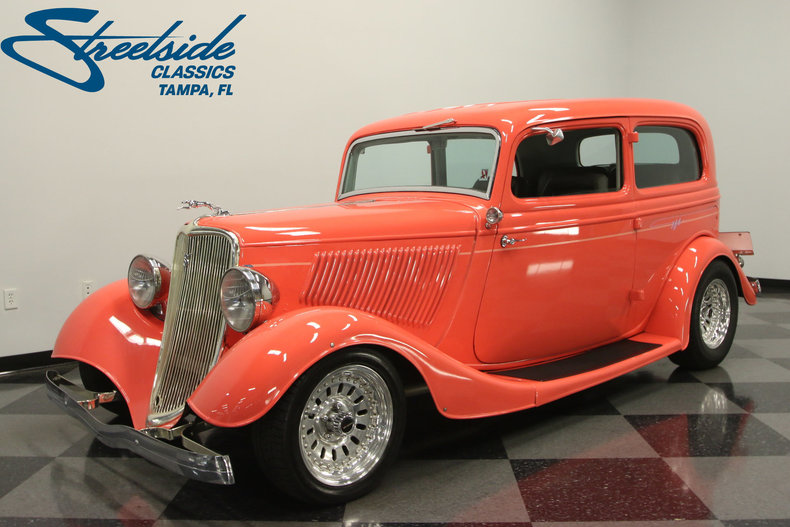 For Sale: 1933 Ford Tudor Sedan