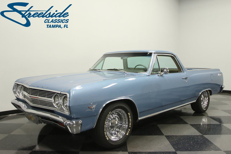 For Sale: 1965 Chevrolet El Camino
