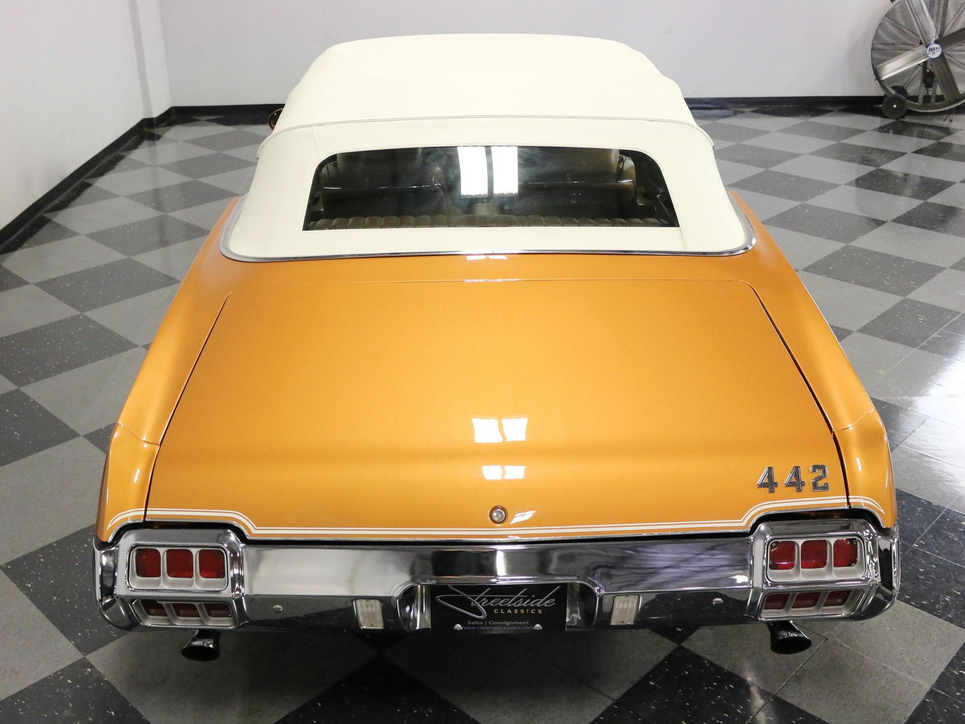 1972 Oldsmobile Cutlass   My Classic Garage