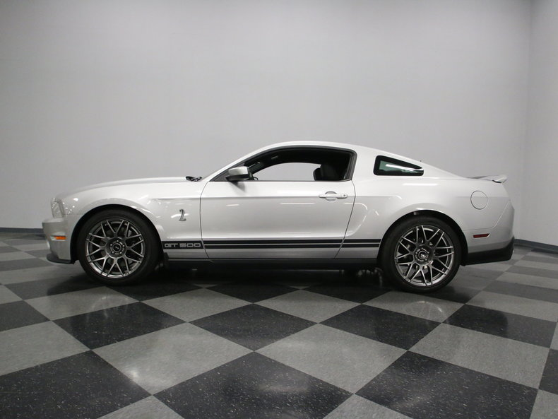 2012 ford mustang shelby gt500 for sale 73777 mcg. Black Bedroom Furniture Sets. Home Design Ideas