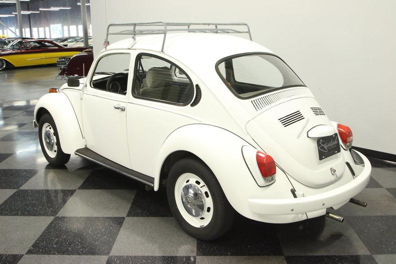 1971 volkswagen super beetle for sale 74798 mcg. Black Bedroom Furniture Sets. Home Design Ideas