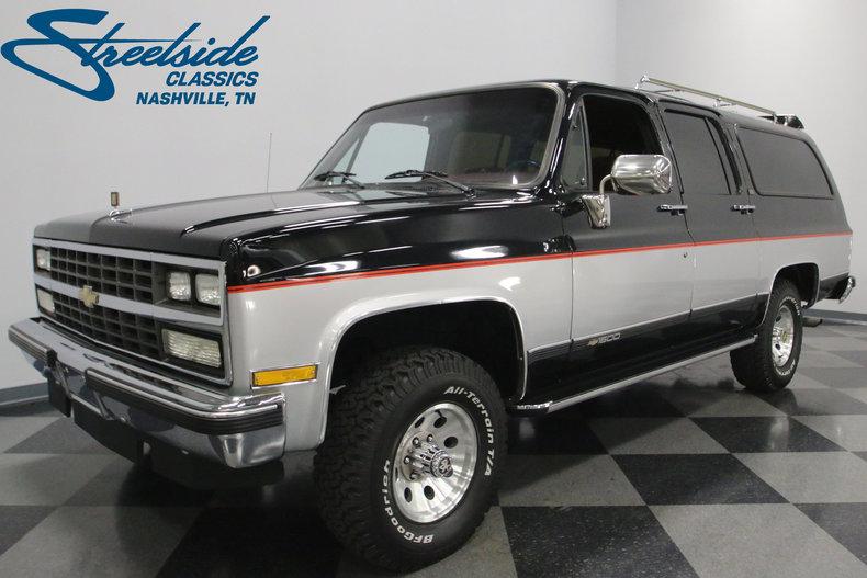 For Sale: 1989 Chevrolet Suburban