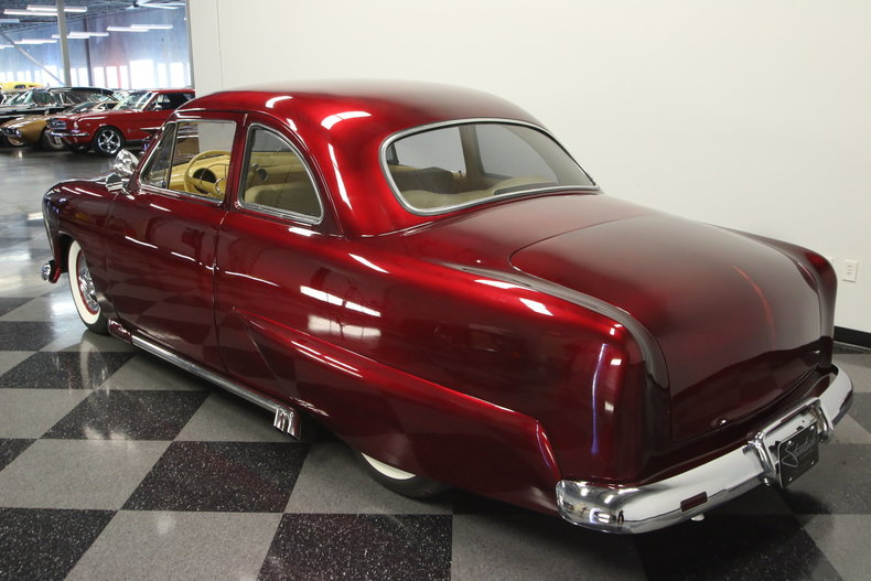 1950 ford coupe for sale 73862 mcg. Black Bedroom Furniture Sets. Home Design Ideas