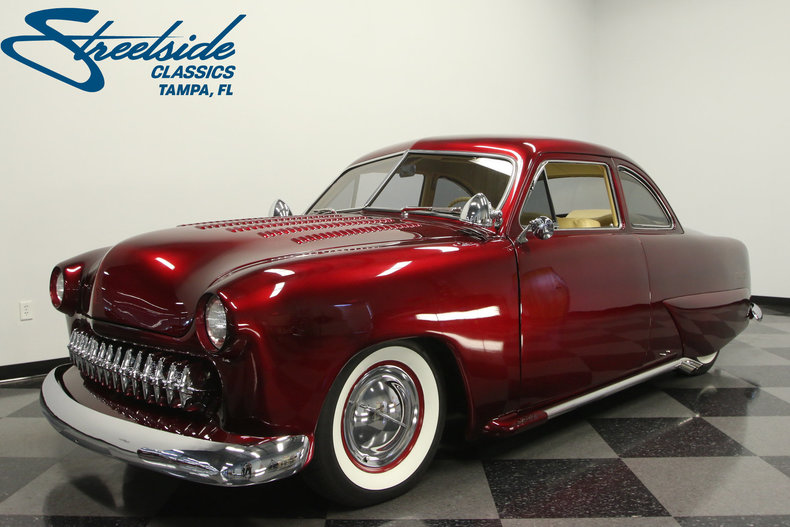 For Sale: 1950 Ford Coupe