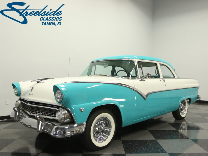For Sale: 1955 Ford Customline