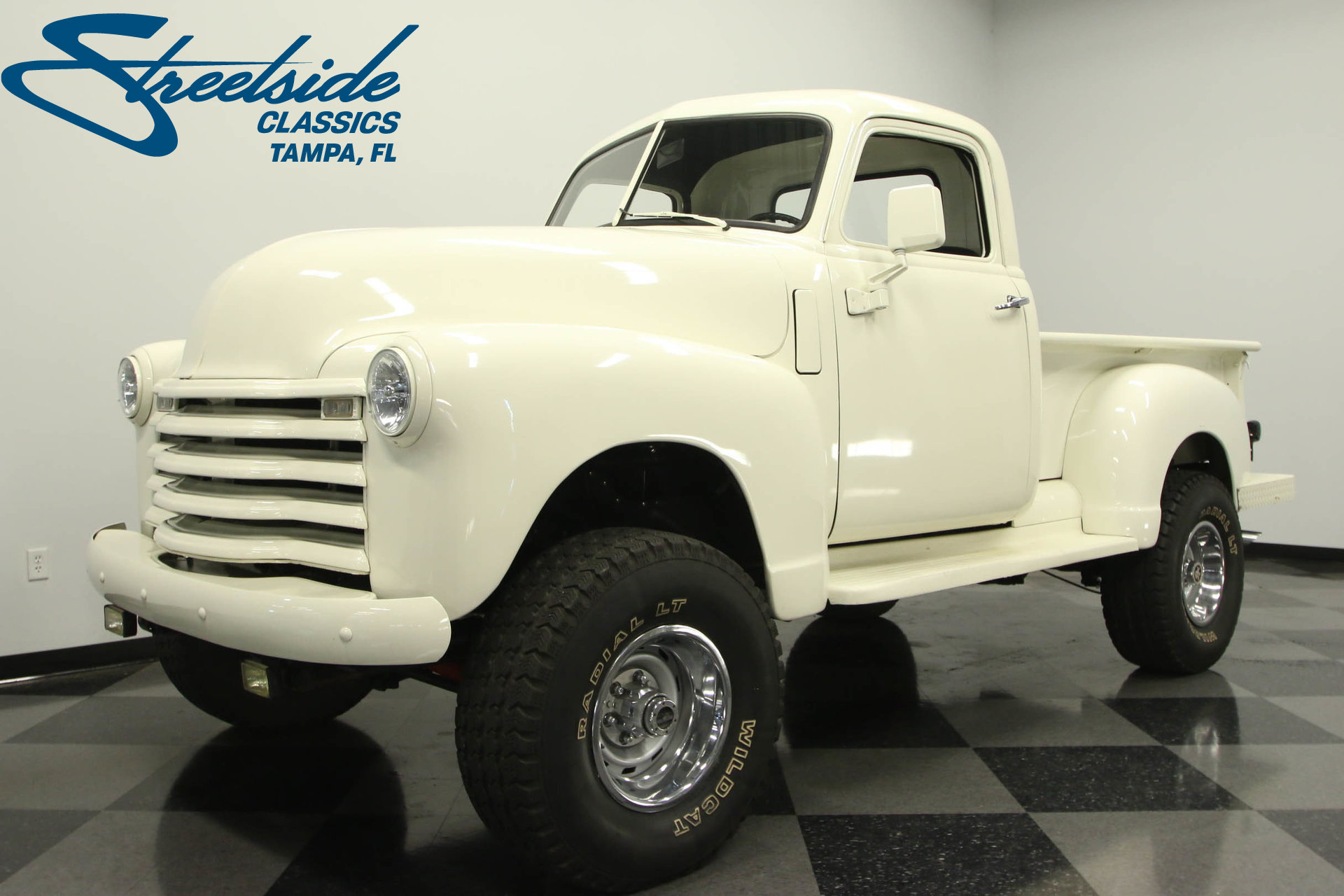 1950 Chevrolet 3100 Streetside Classics The Nations Trusted 1949 Chevy Truck Paint Colors Play Video