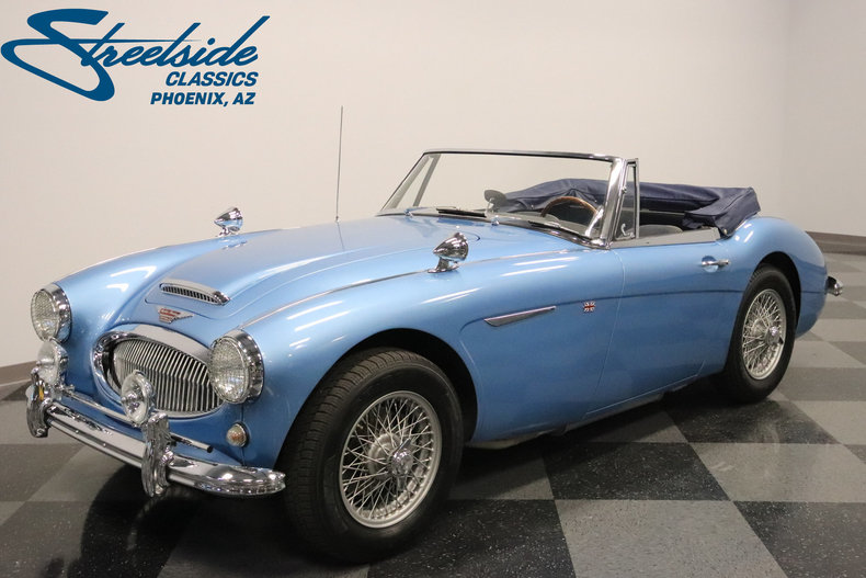 For Sale: 1965 Austin Healey 3000 Mark III BJ8