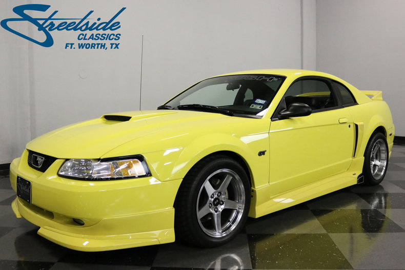 For Sale: 2000 Ford Mustang