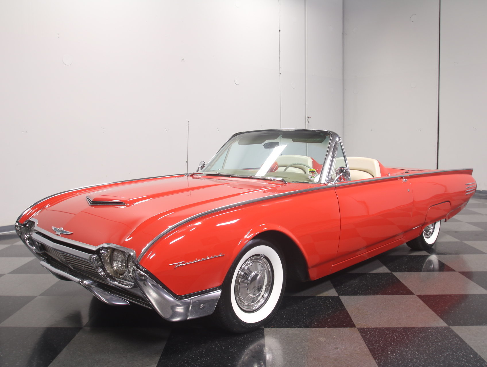 1961 Ford Thunderbird Convertible For Sale  73992
