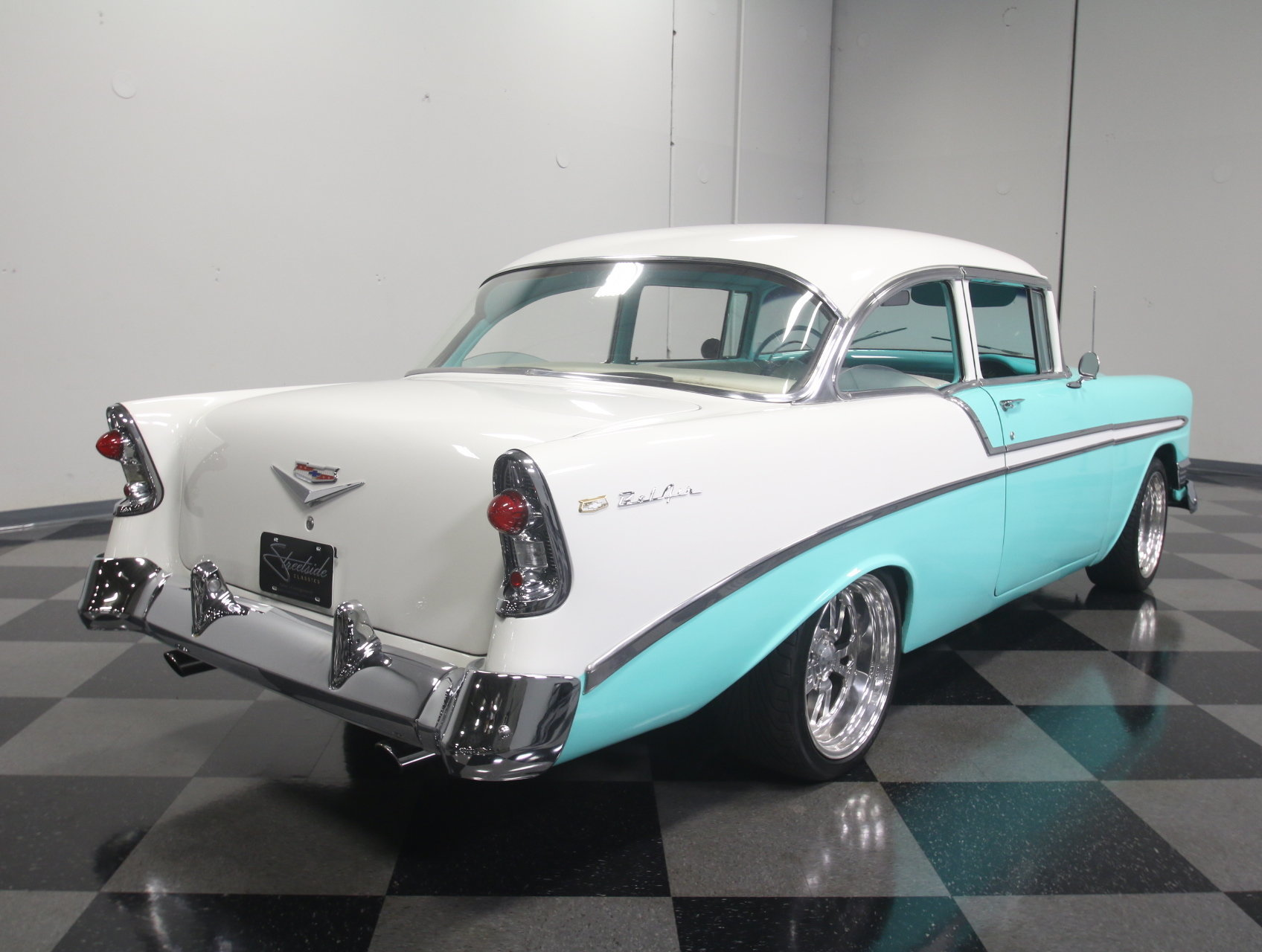 1956 Chevrolet Bel Air | Streetside Classics - The Nation\'s Trusted ...