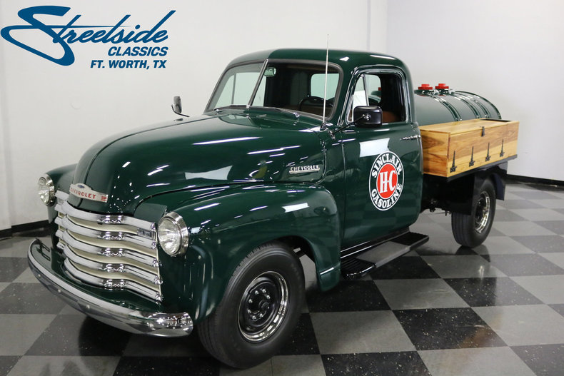 For Sale: 1952 Chevrolet 3600