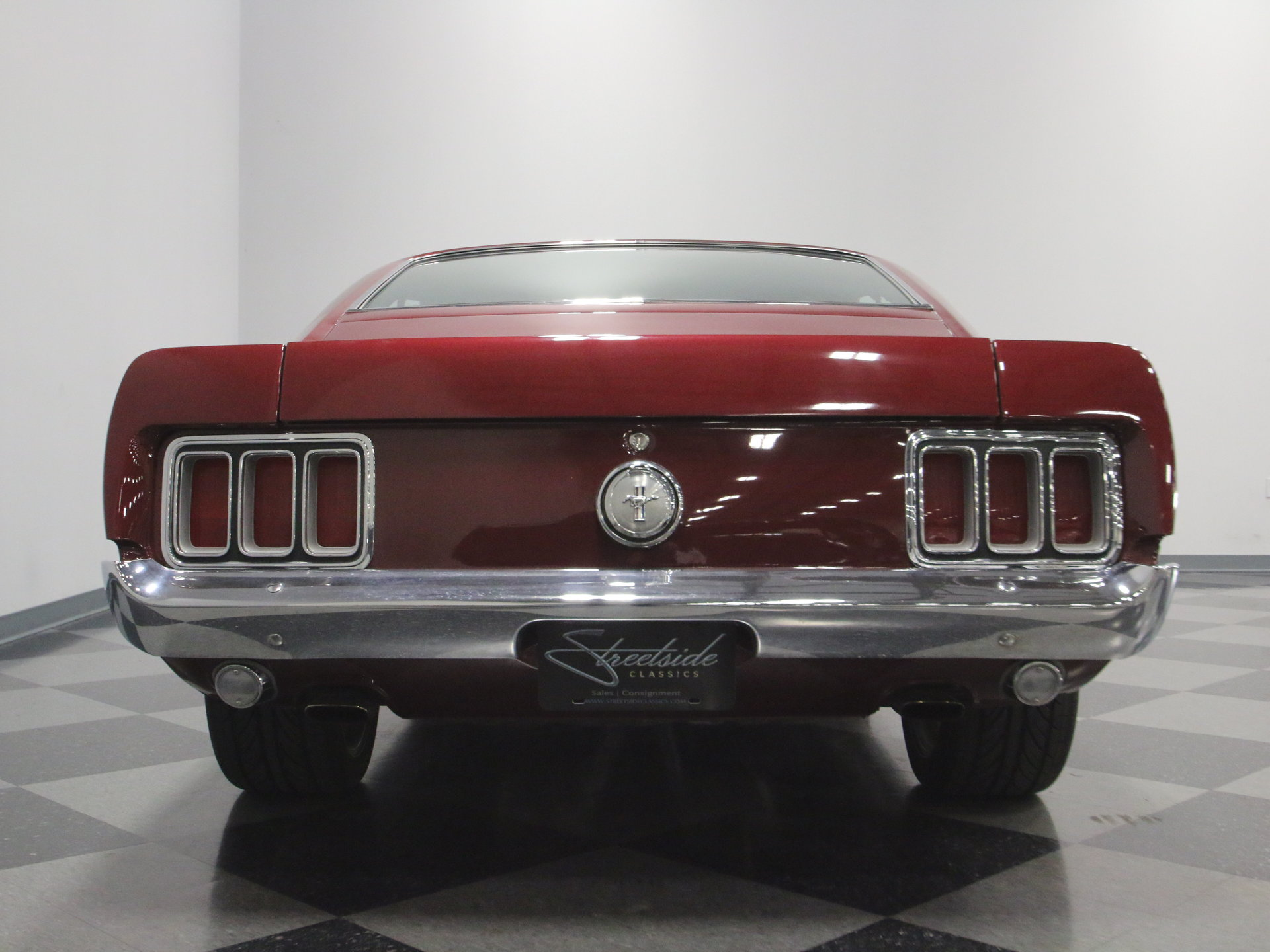 1970 Ford Mustang Streetside Classics The Nations Trusted Thunderbird Specs View 360