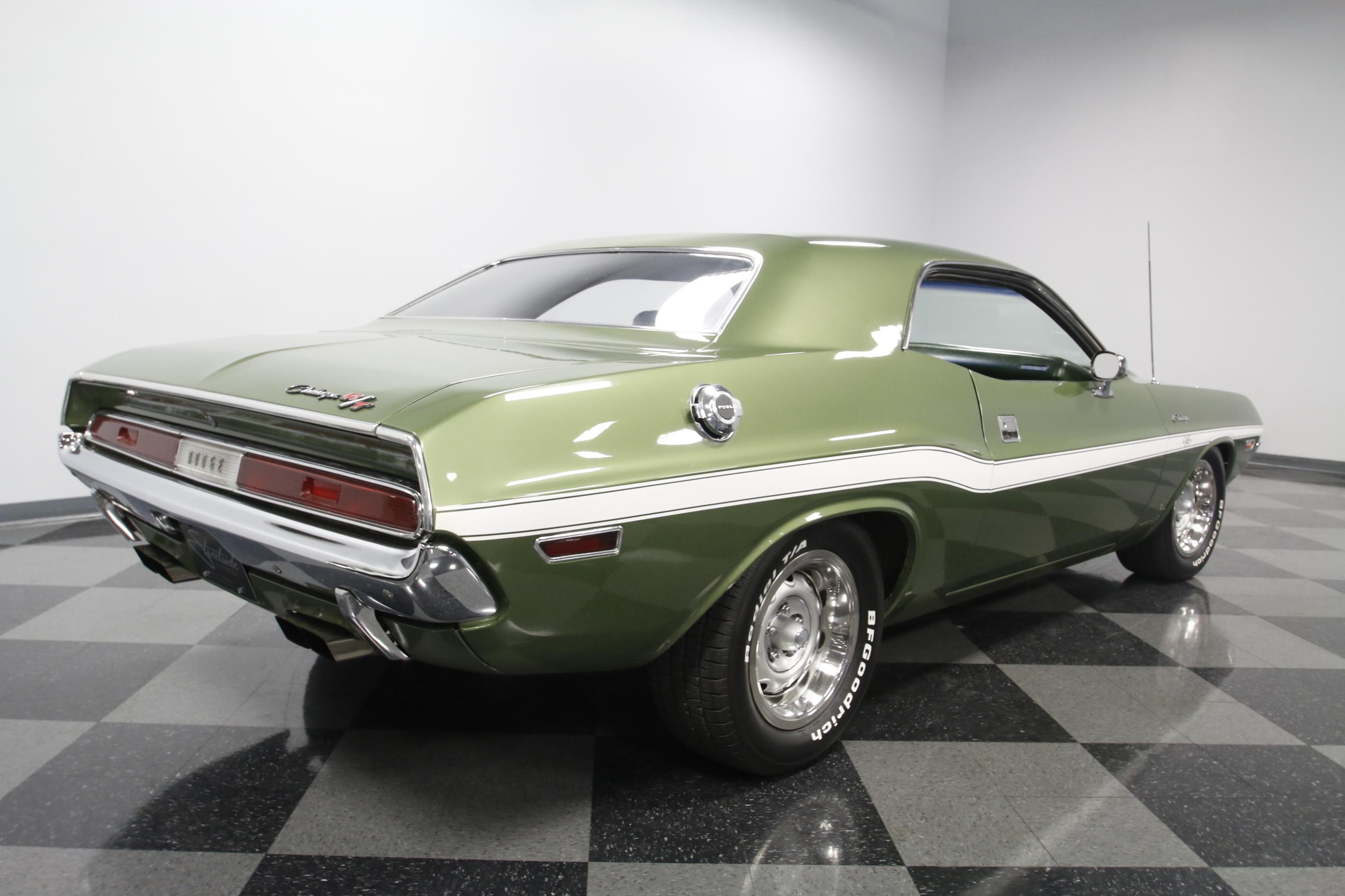 4408-CHA | 1970 Dodge Challenger R/T | Streetside Classics