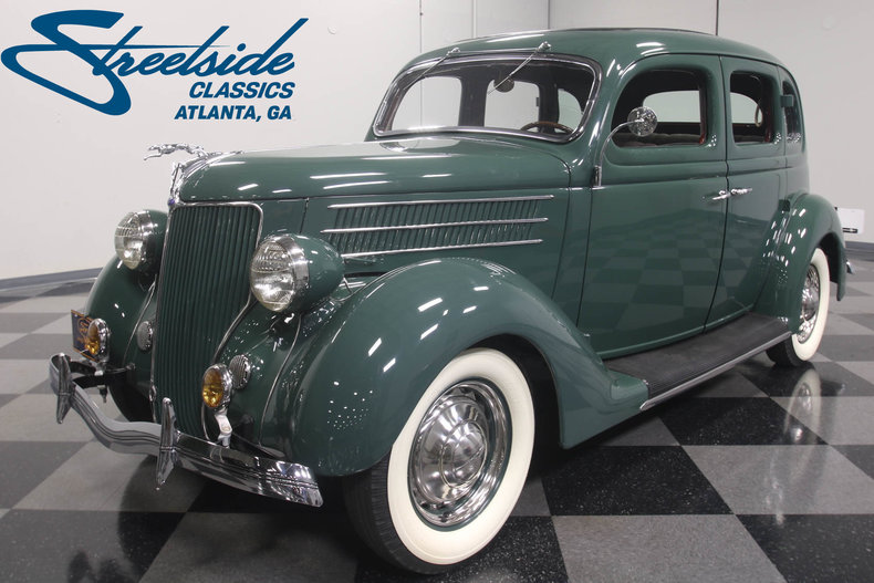 For Sale: 1936 Ford Deluxe