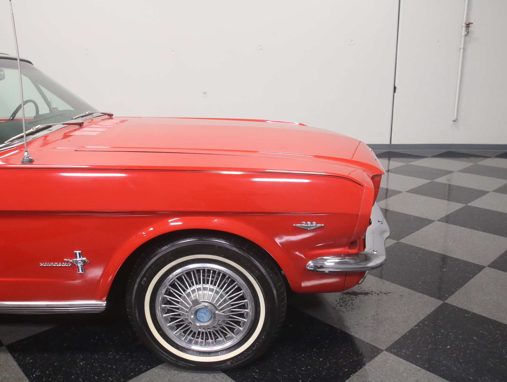 4042-ATL | 1966 Ford Mustang | Streetside Classics
