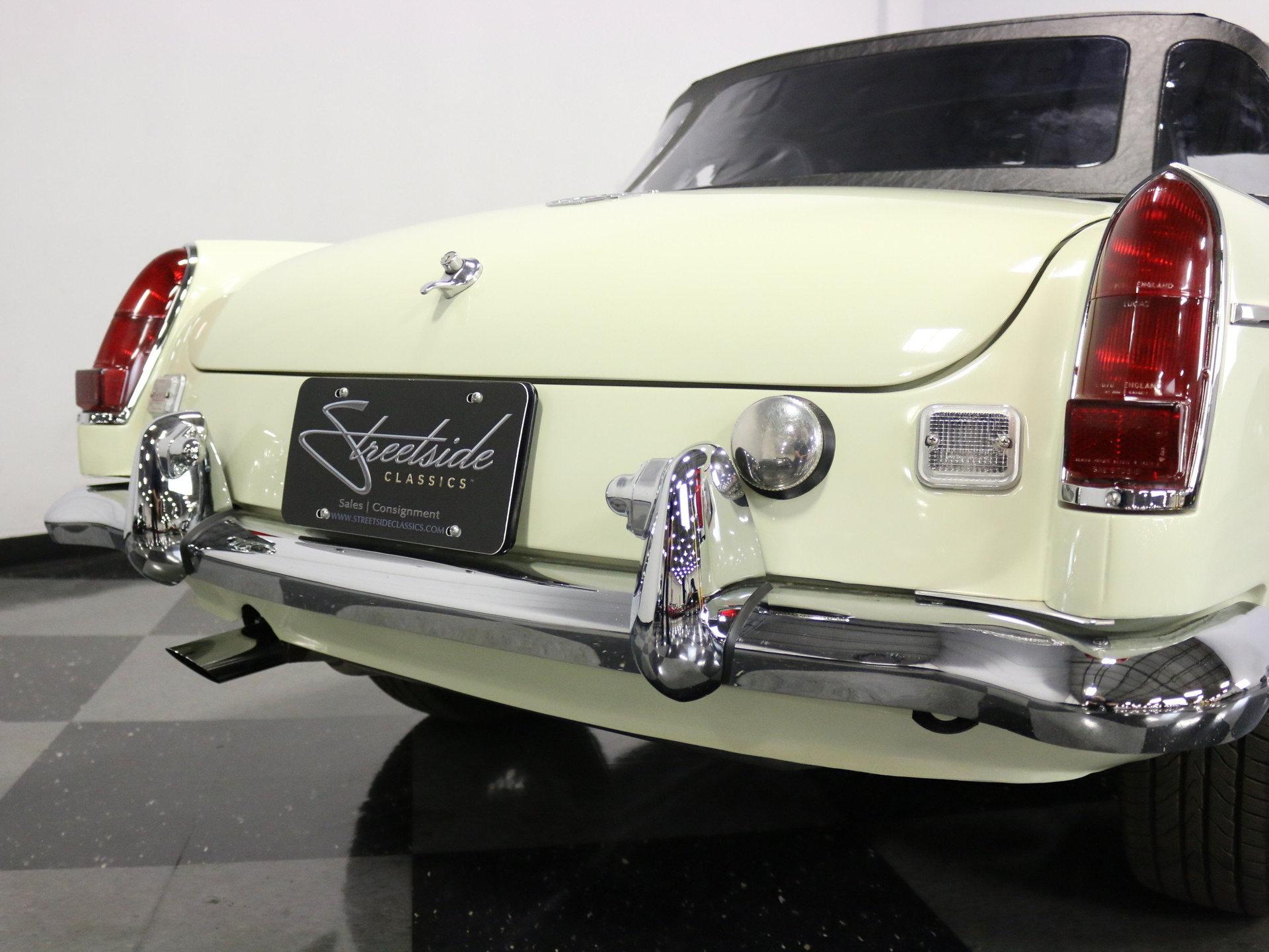 1969 MG MGC for sale #75167 | MCG