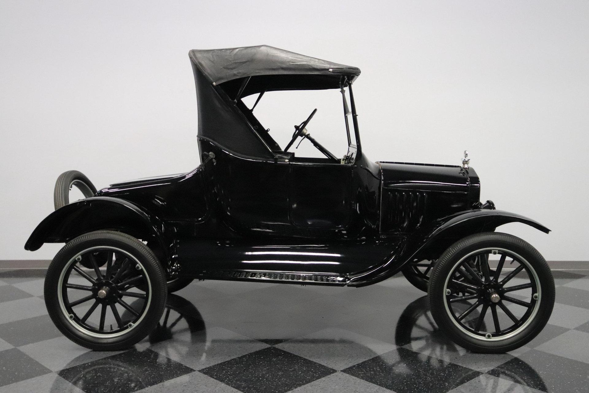 1923 ford model t roadster for sale 75312 mcg. Black Bedroom Furniture Sets. Home Design Ideas